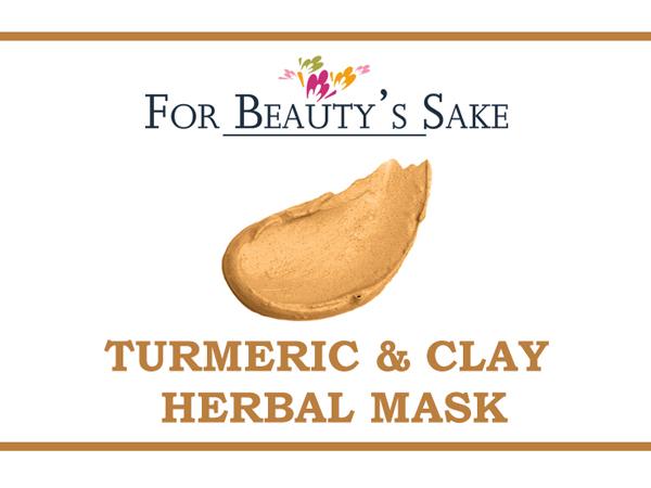 Turmeric Herbal Facial Mask