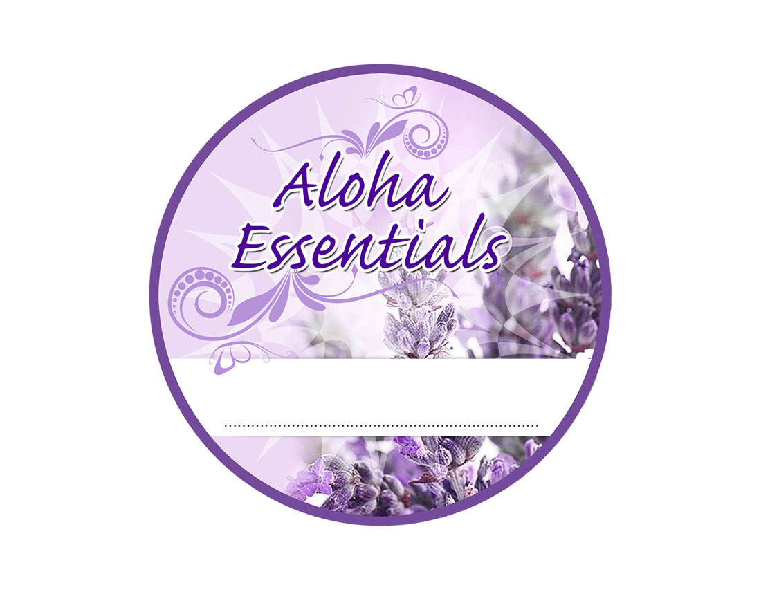 Aloha Essential Sticker