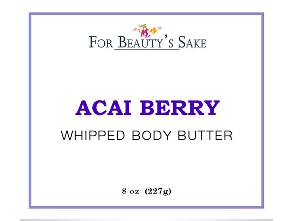 Acai berry  Sticker