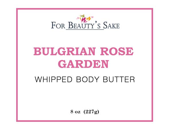 Bulgrian Rose Garden  Sticker
